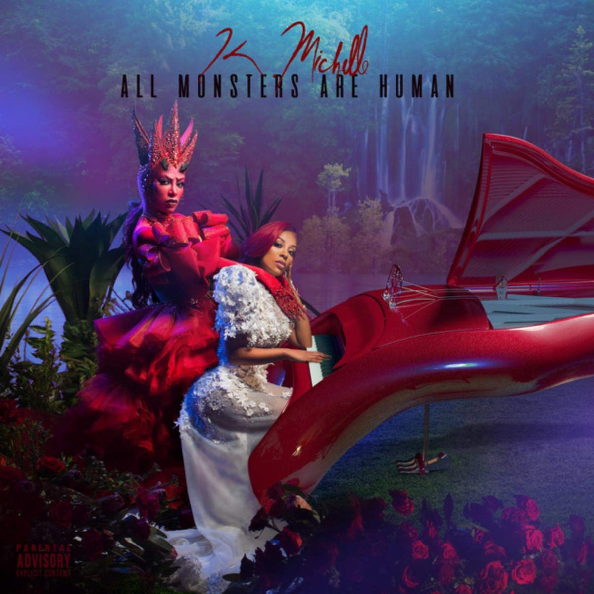 K. Michelle – All Monsters Are Human (2020) [FLAC]