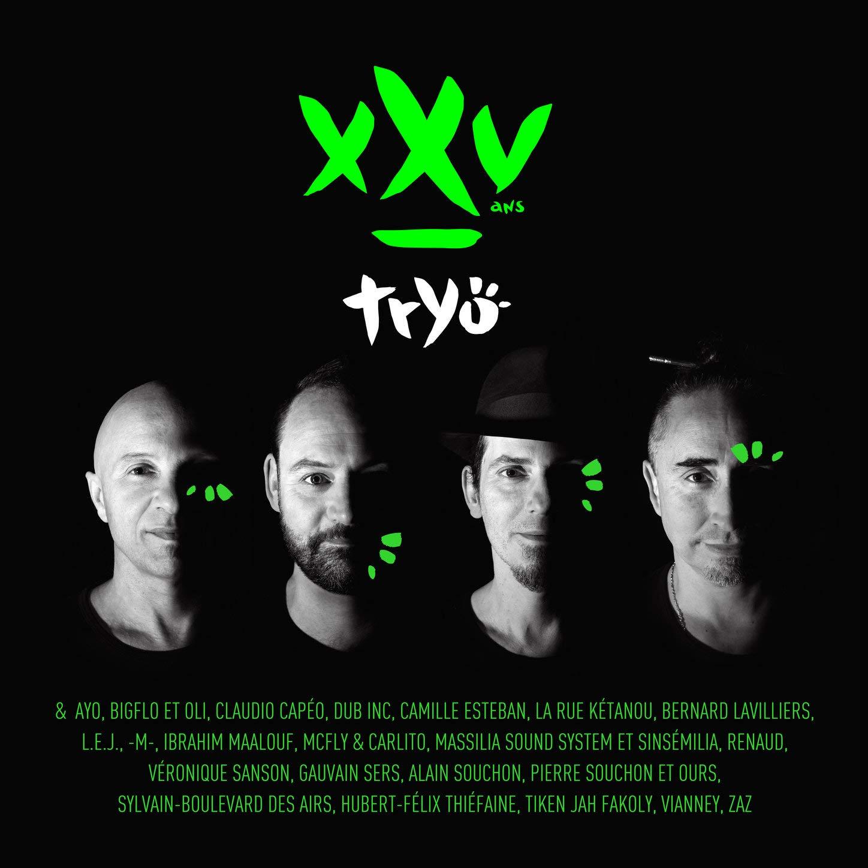 Tryo – XXV (2020) [FLAC]