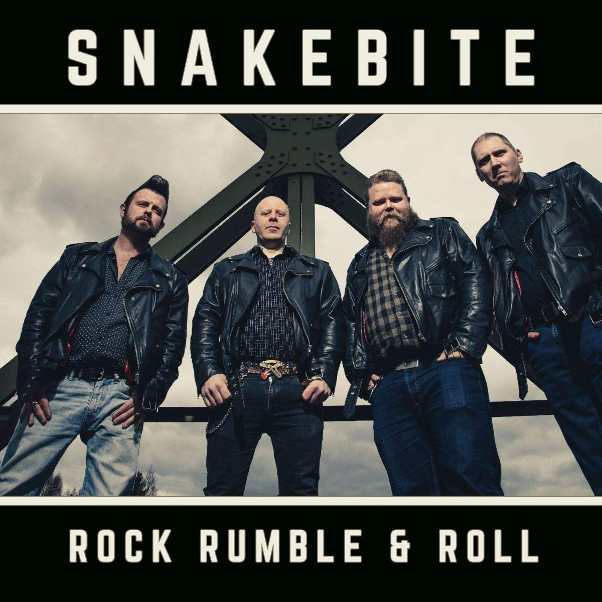Snakebite – Rock Rumble & Roll (2019) [FLAC]