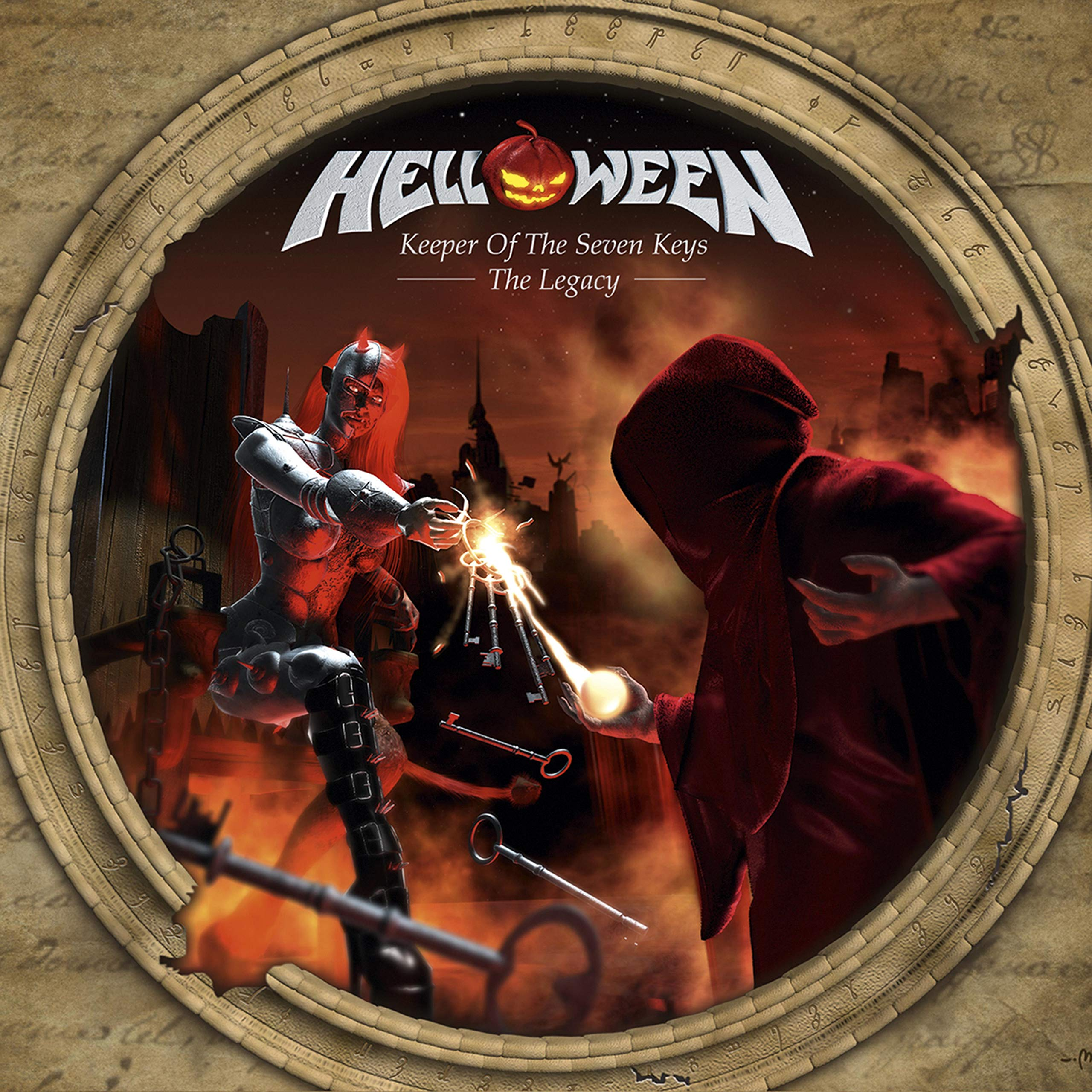 Helloween – Keeper Of The Seven Keys – The Legacy (2019) [FLAC]