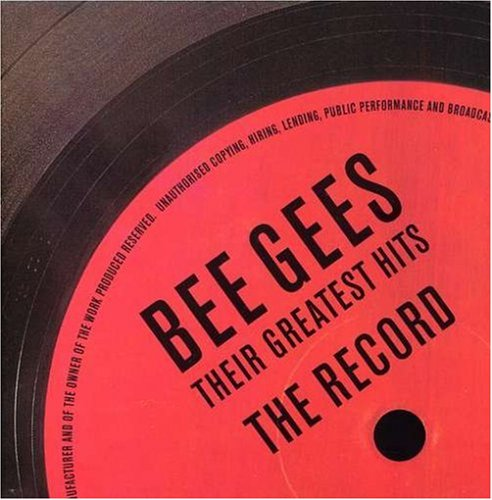 Bee Gees – Their Greatest Hits The Record (2001) [FLAC]