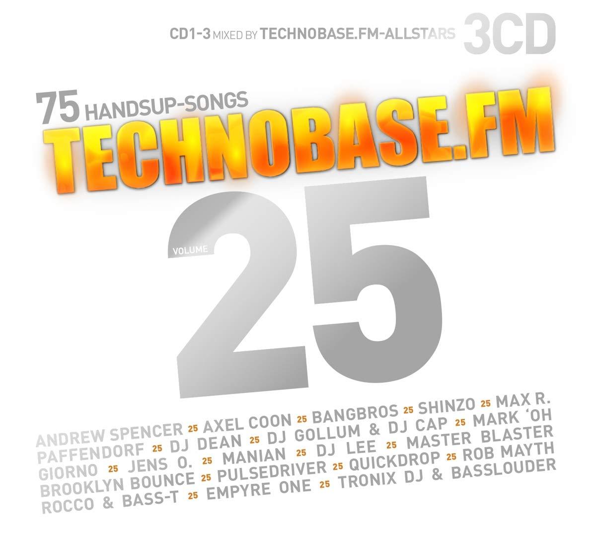 VA – Technobase.FM Volume 25 (2019) [FLAC]