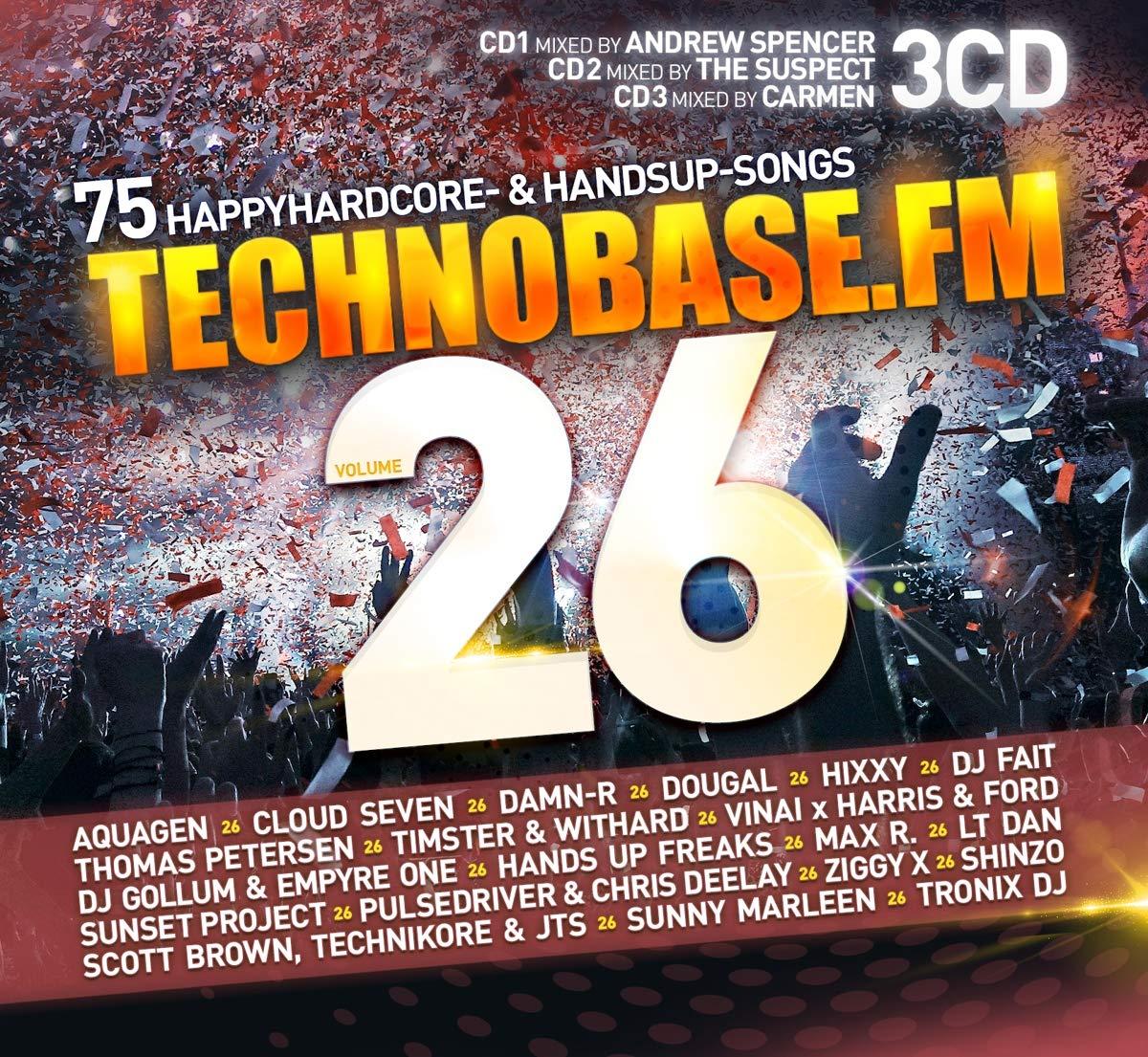 VA – TechnoBase.FM Volume 26 (2019) [FLAC]