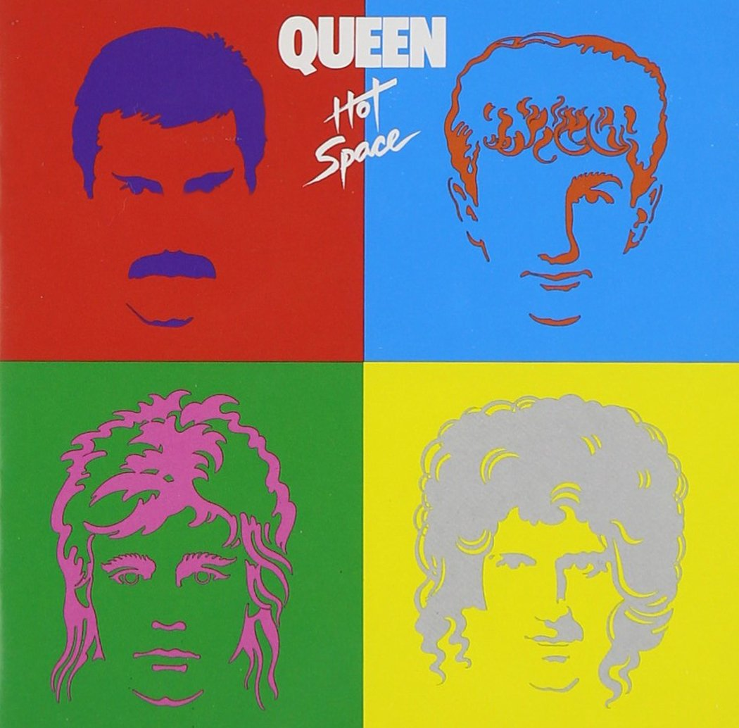 Queen – Hot Space (2011) [FLAC]