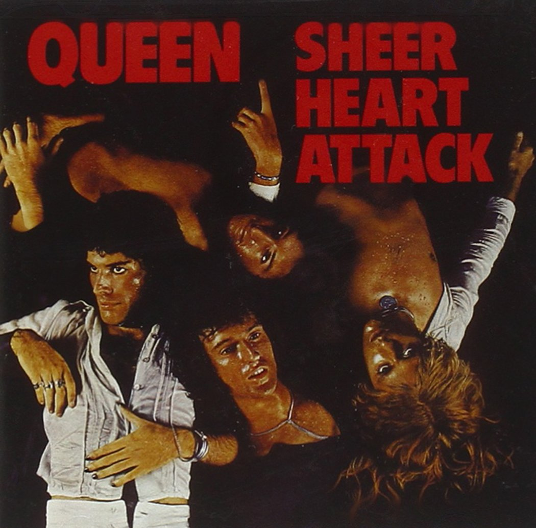 Queen – Sheer Heart Attack (2011) [FLAC]
