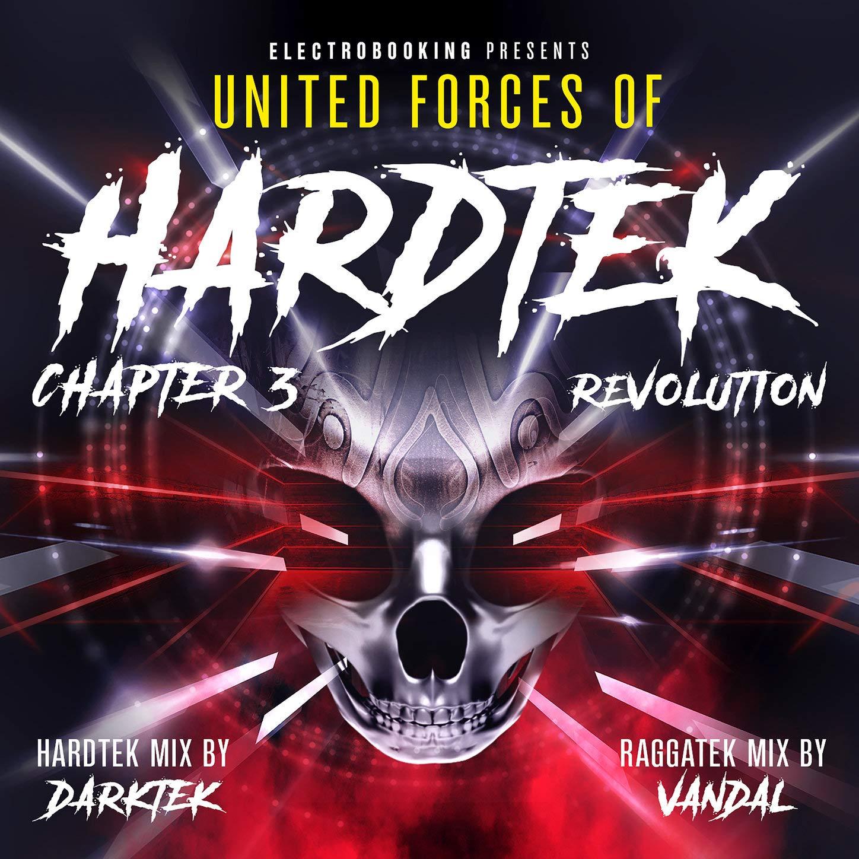 VA – Electrobooking Presents United Forces of Hardtek Chapter 3 Revolution (2019) [FLAC]