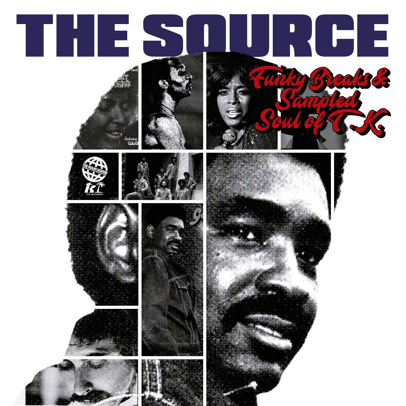 VA – The Source: Funky Breaks & Sampled Soul Of T.K (2019) [FLAC]