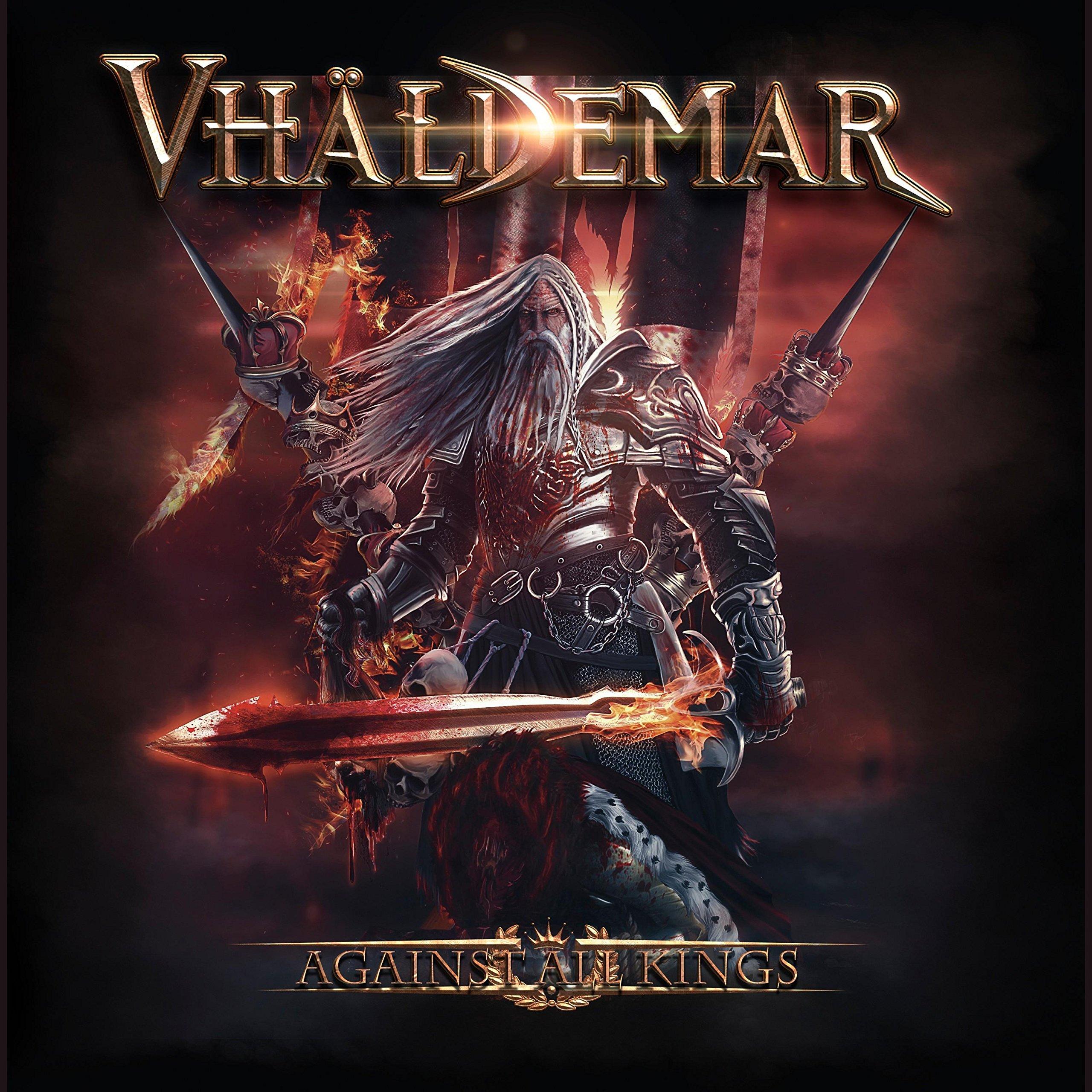 Vhaldemar - Against All Kings (2017) [FLAC] Download