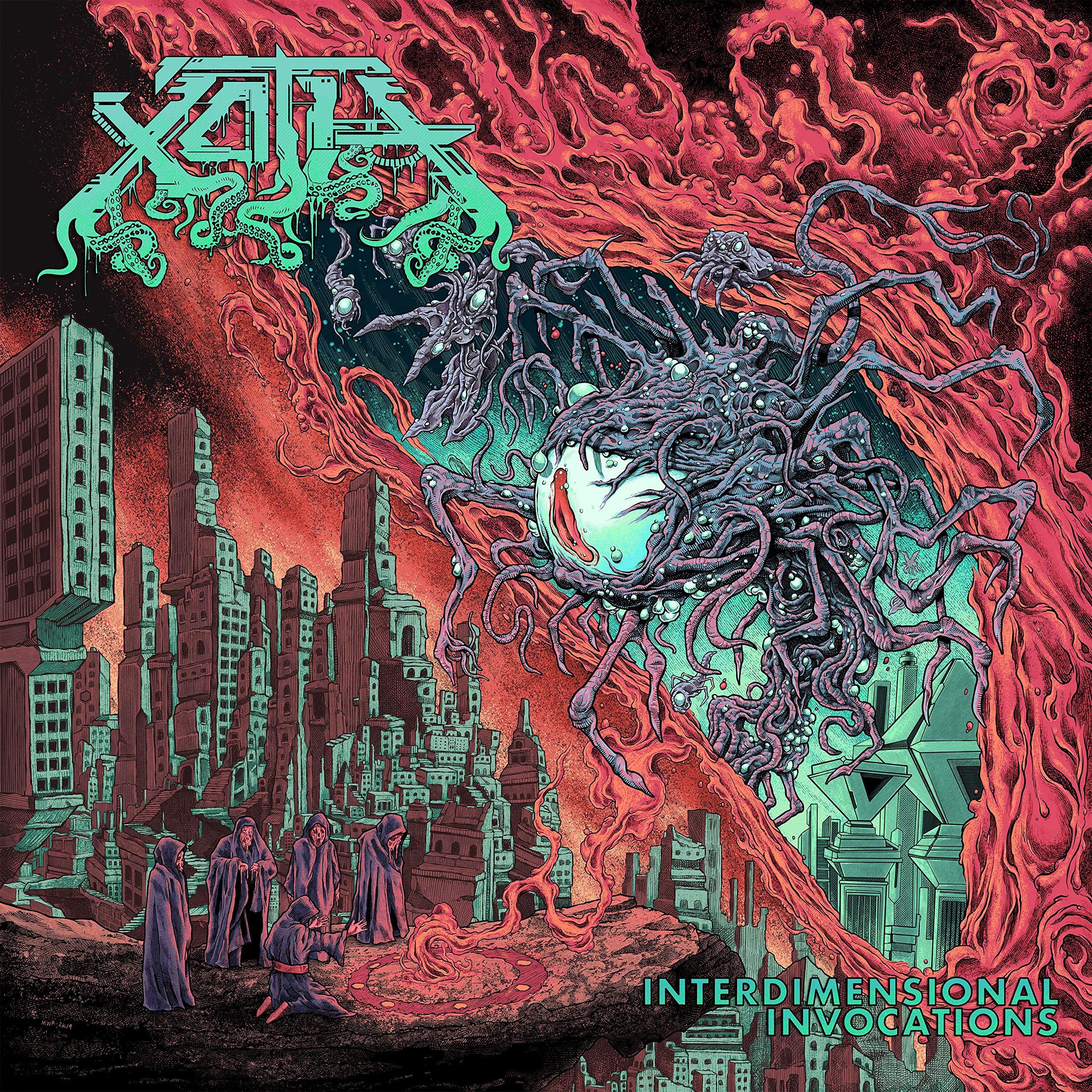 Xoth - Interdimensional Invocations (2019) [FLAC] Download