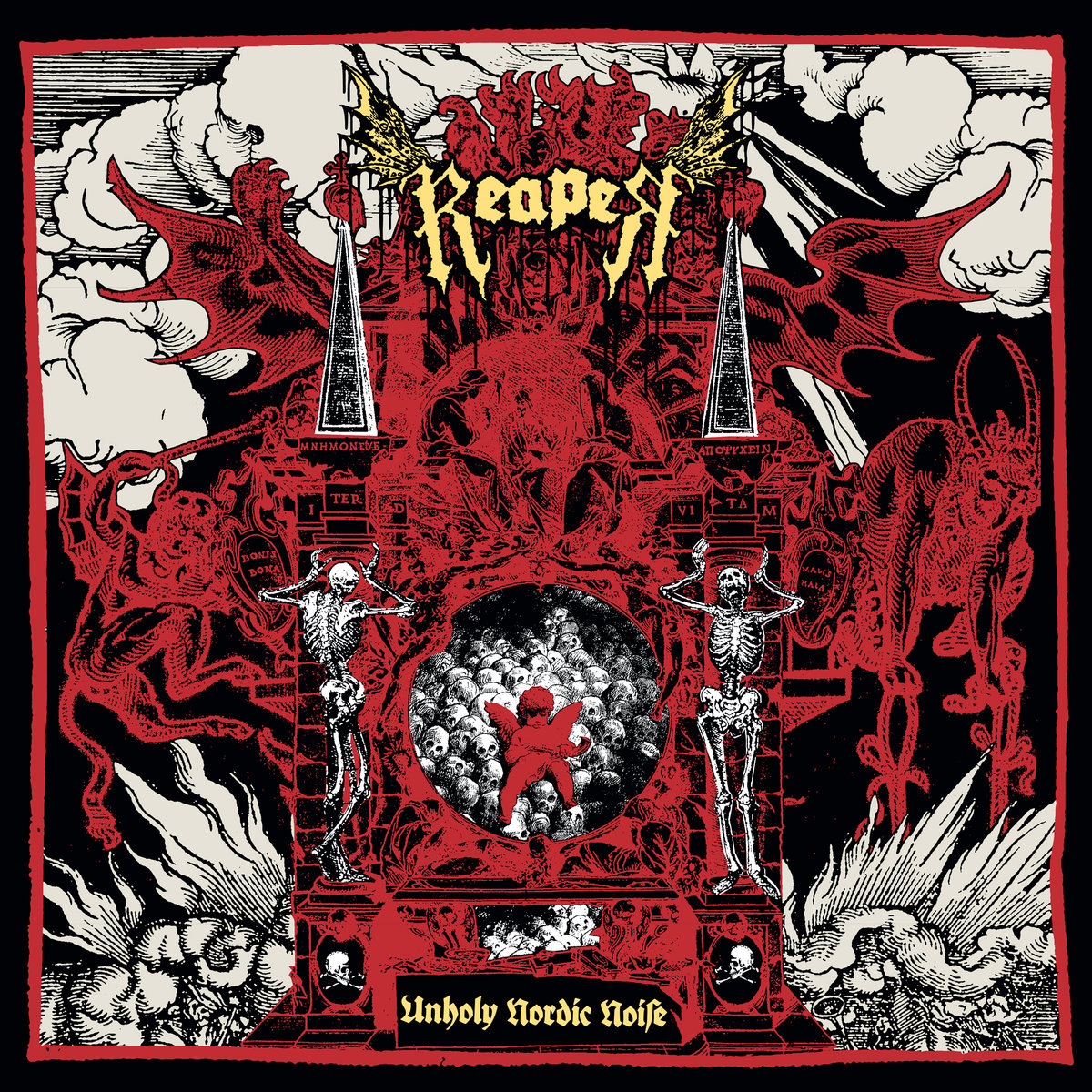Reaper – Unholy Nordic Noise (2020) [FLAC]