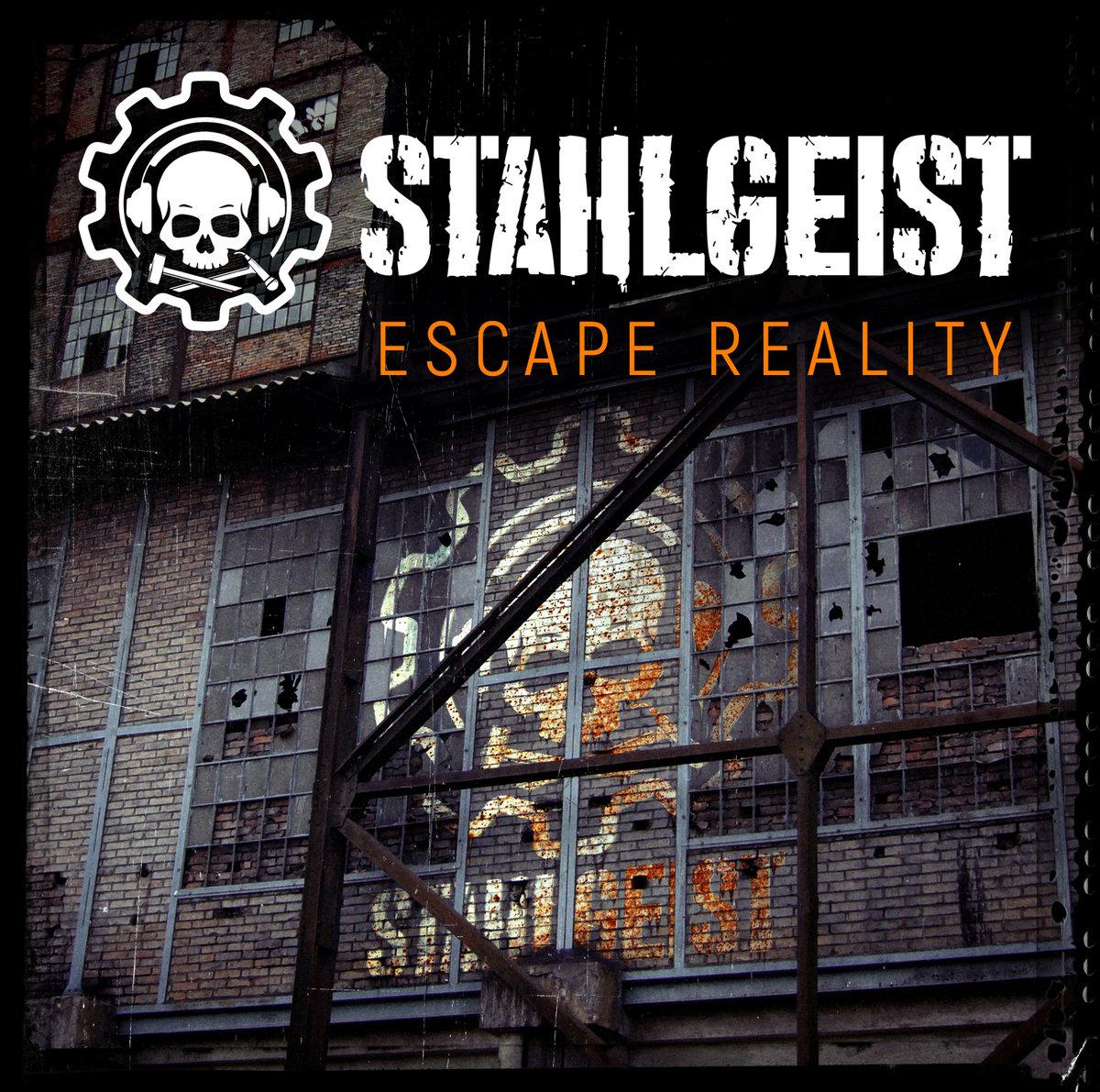 Stahlgeist – Escape Reality (2019) [FLAC]