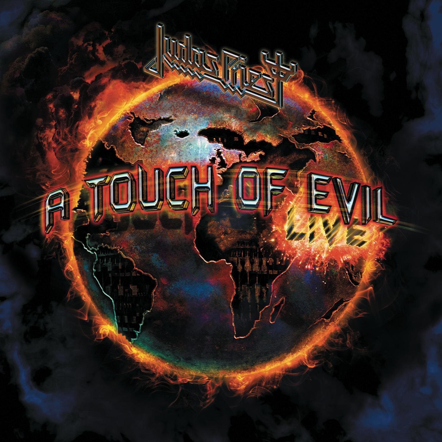 Judas Priest - A Touch Of Evil Live (2009) [FLAC] Download
