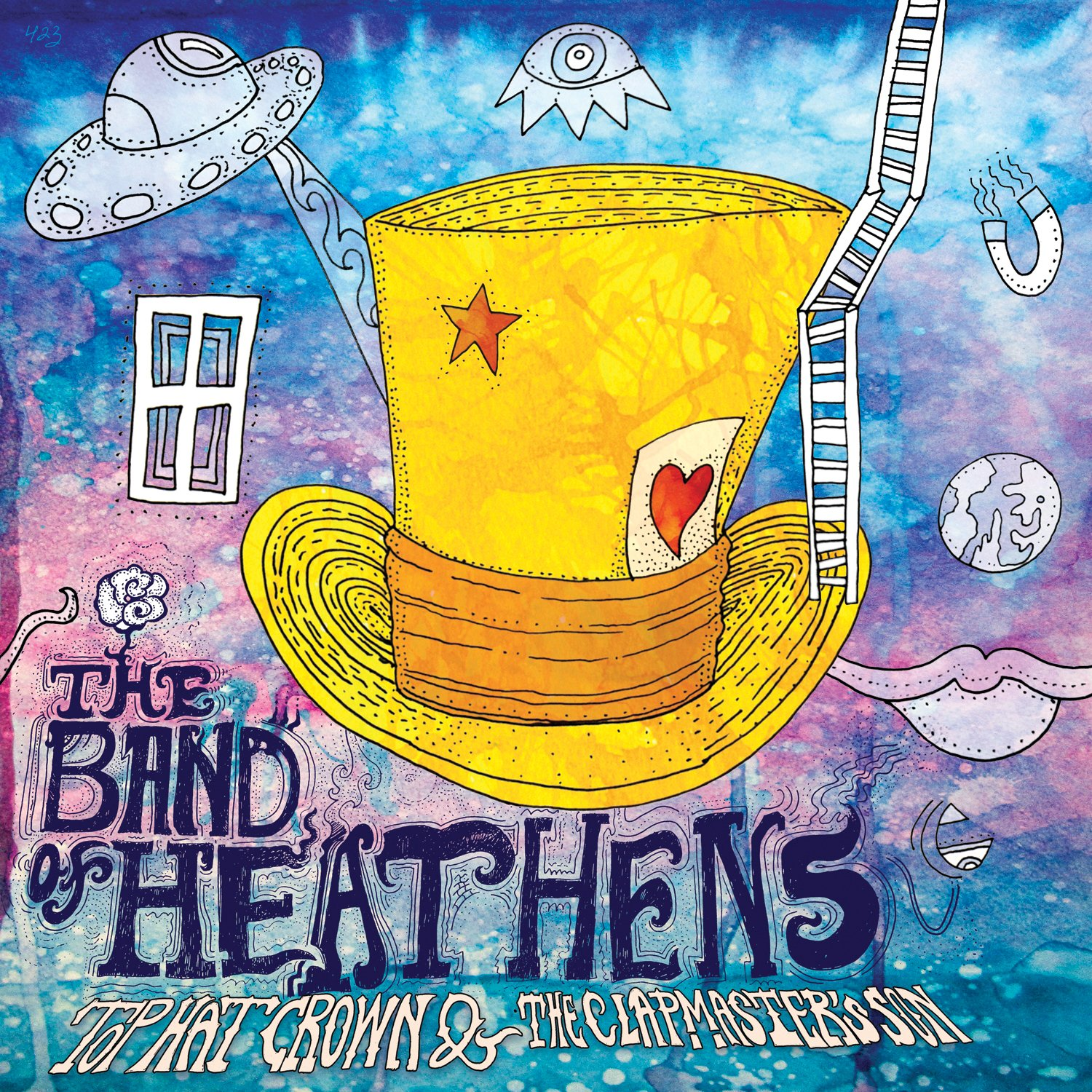 The Band Of Heathens – Top Hat Crown & The Clapmasters Son (2011) [FLAC]