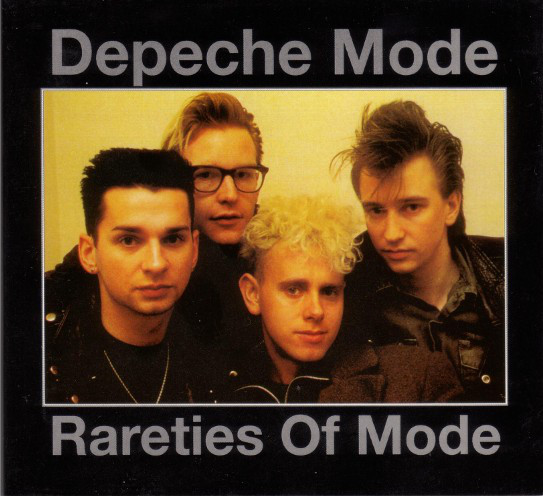 Depeche Mode – Rareties Of Mode (2001) [FLAC]