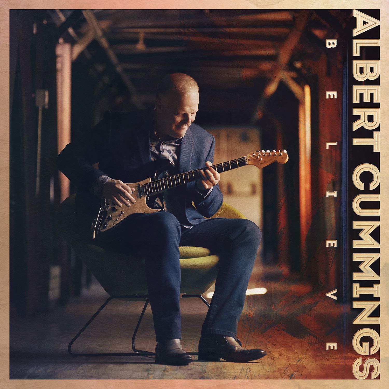 Albert Cummings – Believe (2020) [FLAC]