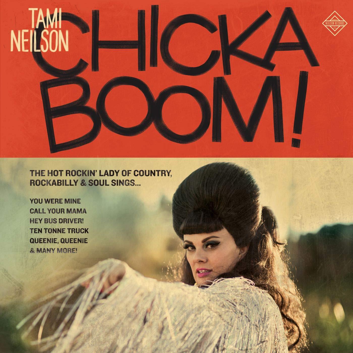 Tami Neilson – Chickaboom! (2020) [FLAC]