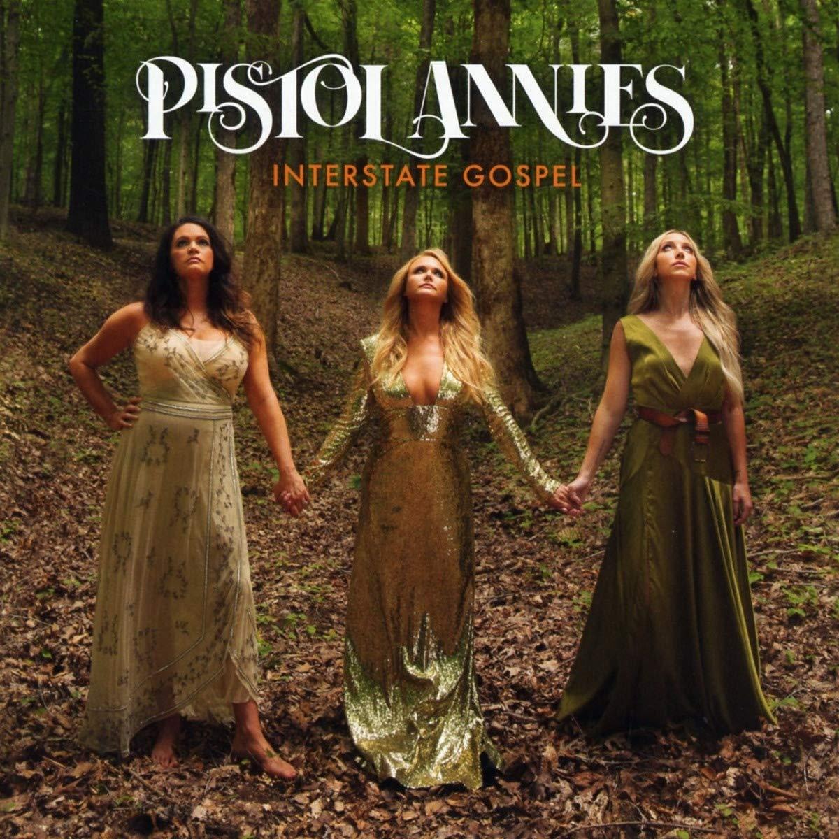 Pistol Annies – Interstate Gospel (2018) [FLAC]