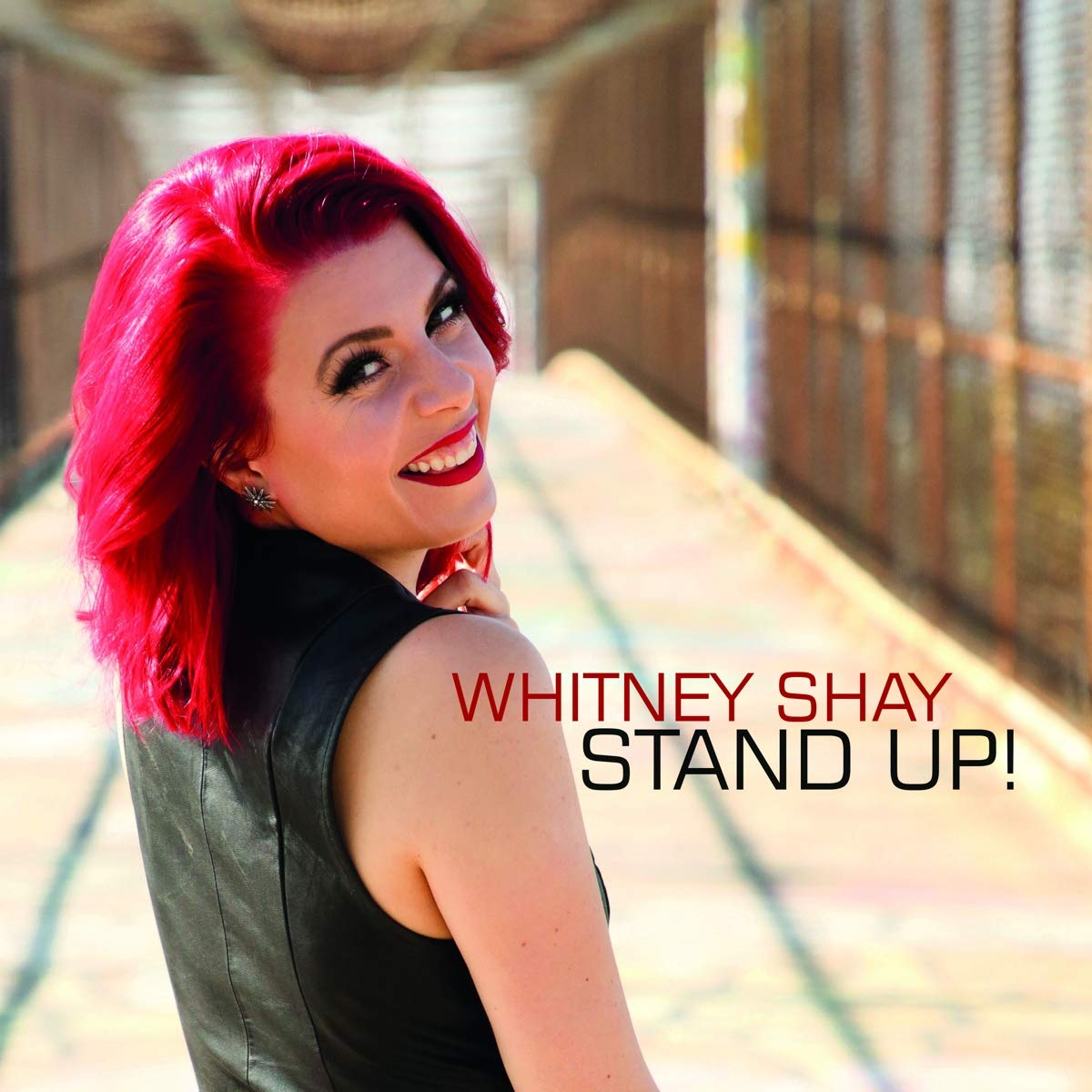 Whitney Shay – Stand Up (2020) [FLAC]