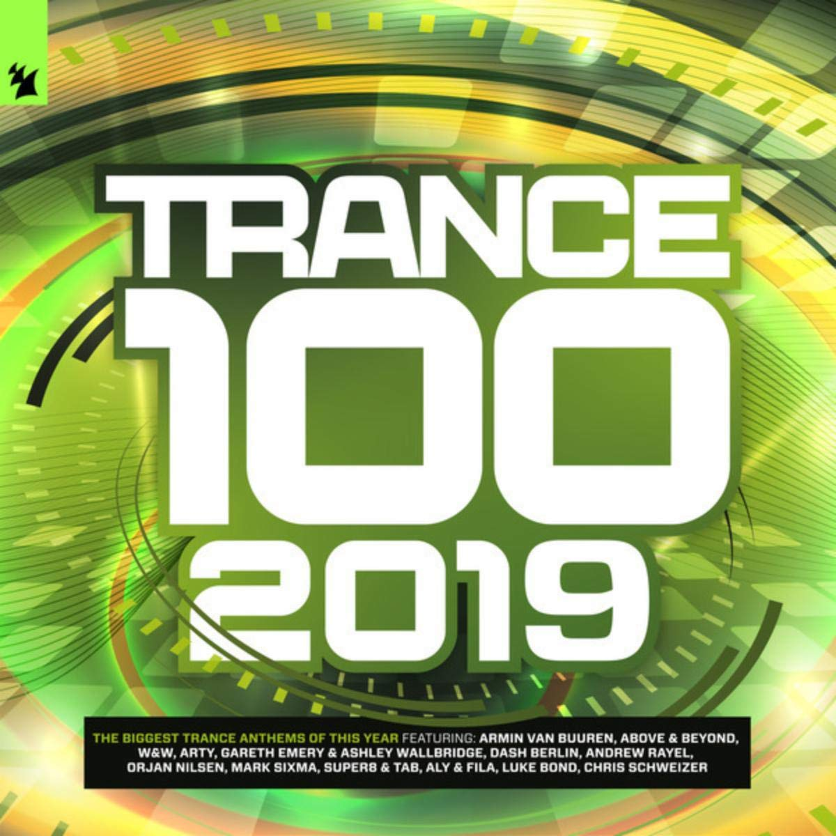 VA – Trance 100 2019 (2019) [FLAC]