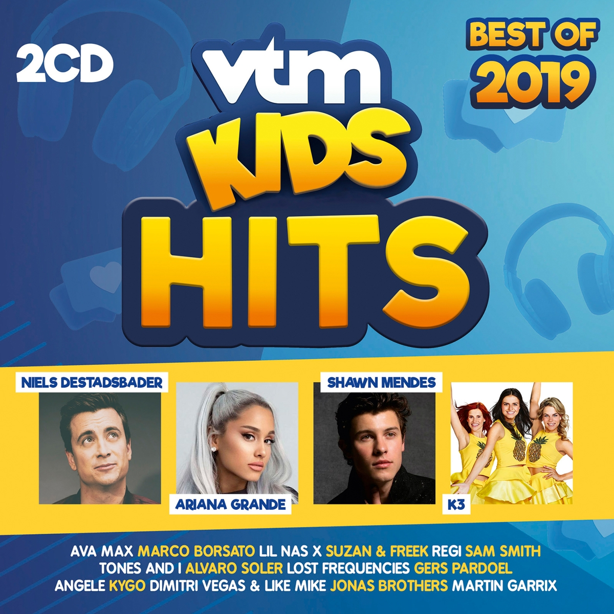 VA – VTM Kids Hits Best Of 2019 (2019) [FLAC]