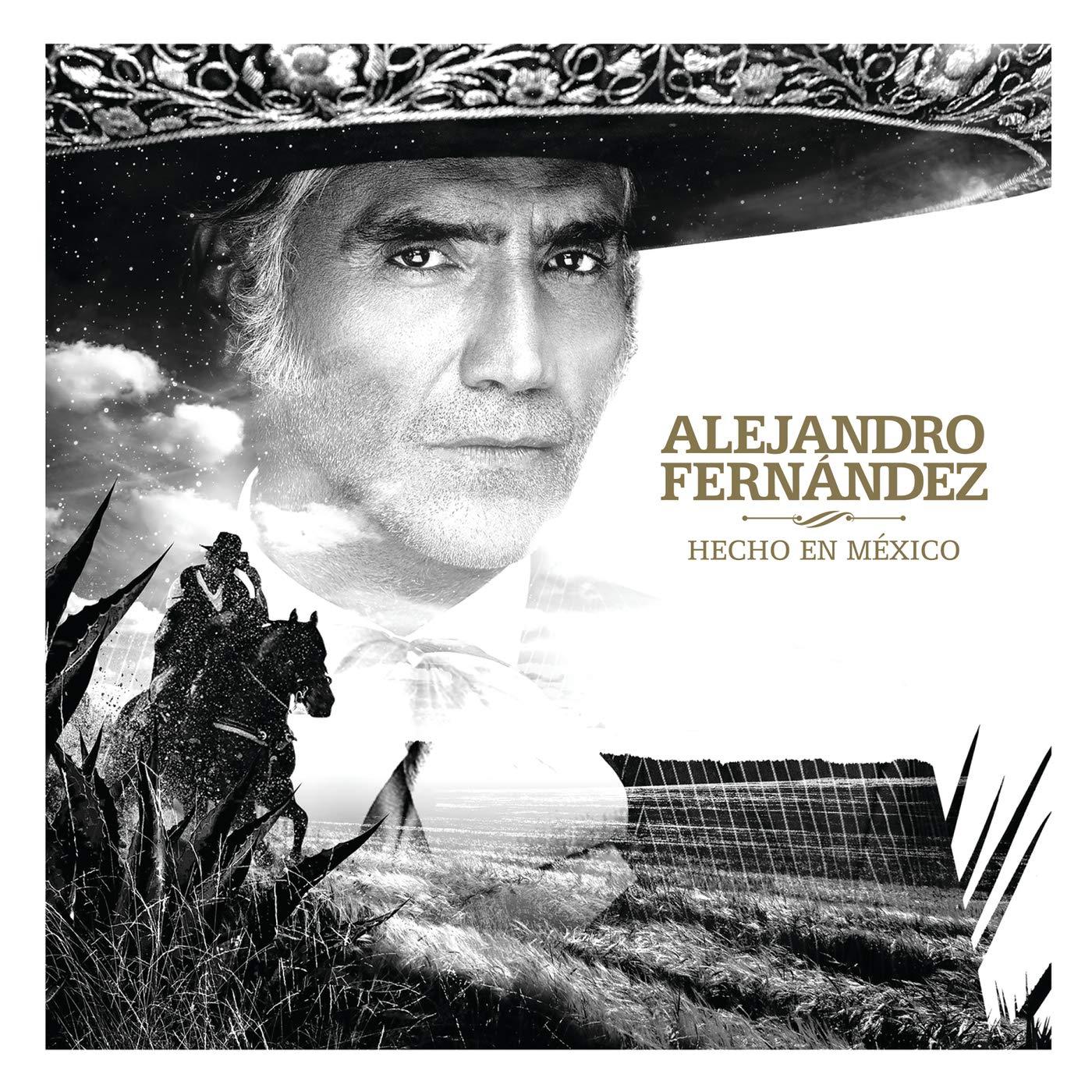 Alejandro Fernández – Hecho En México (2020) [FLAC]