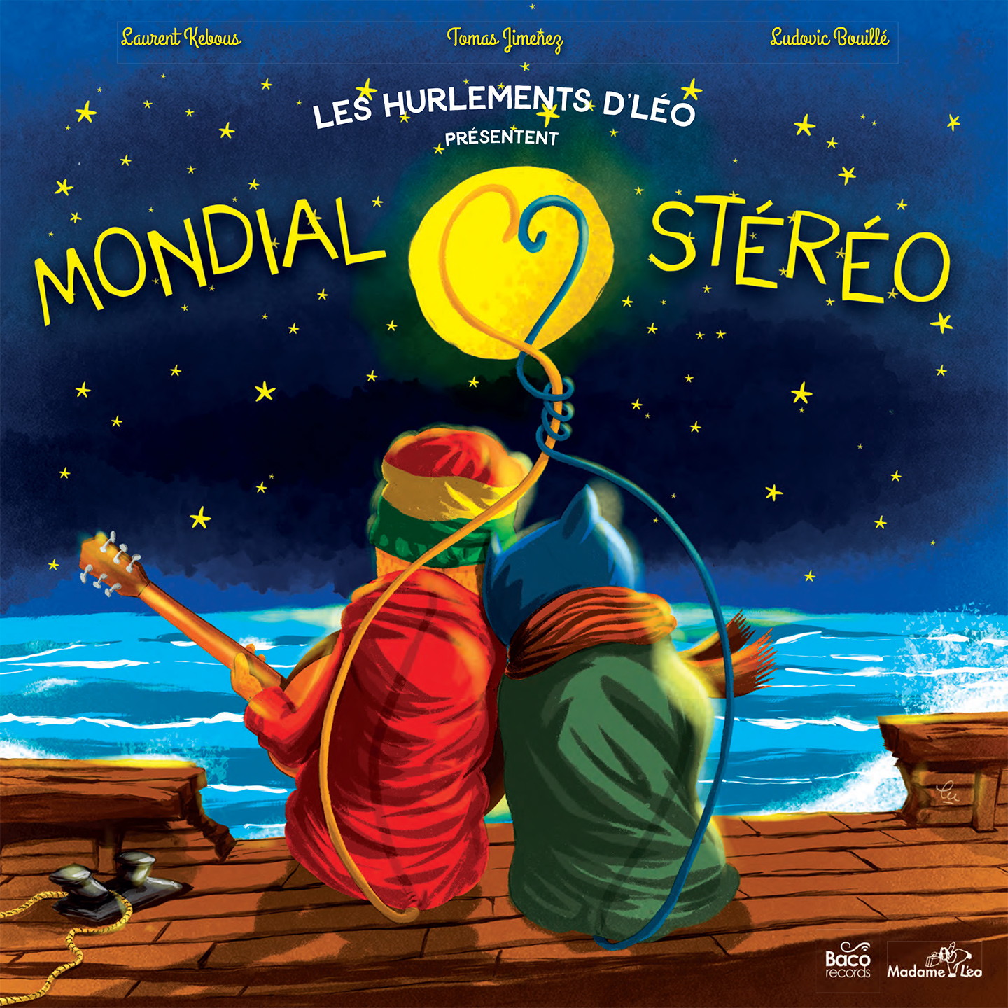 Les Hurlements d'Leo – Mondial Stereo (2020) [FLAC]