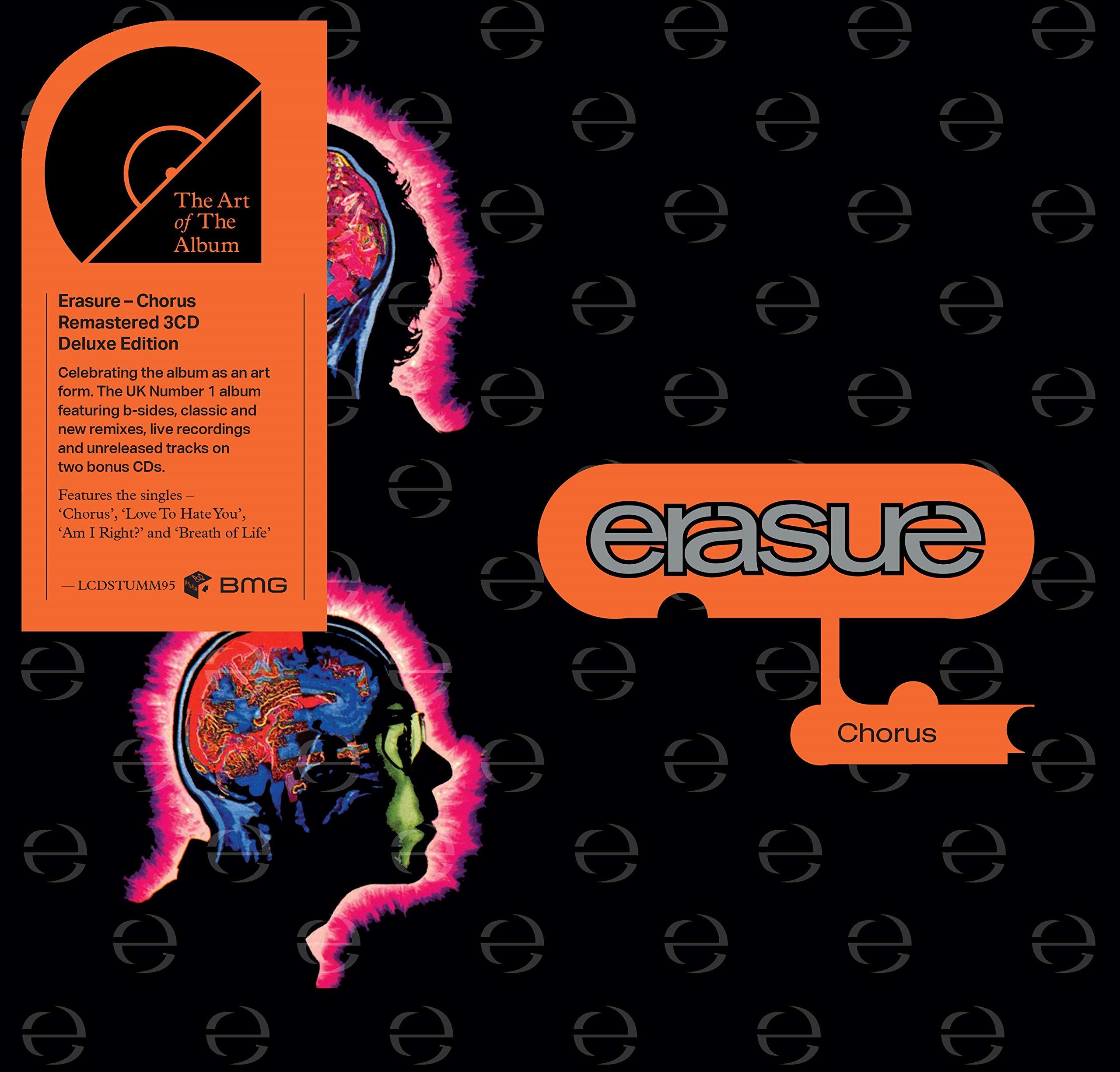 Erasure – Chorus (2020) [FLAC]