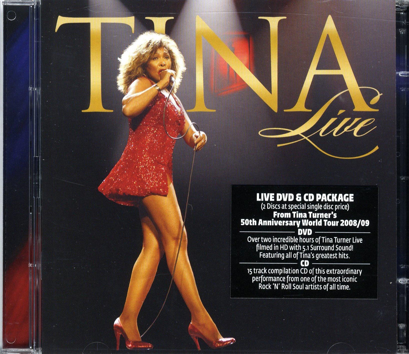 Tina Turner – Live (2009) [FLAC]