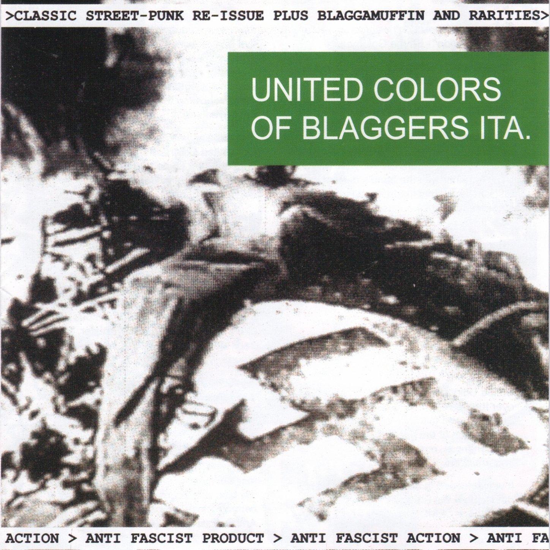 Blaggers ITA – United Colors Of Blaggers ITA (1992) [FLAC]
