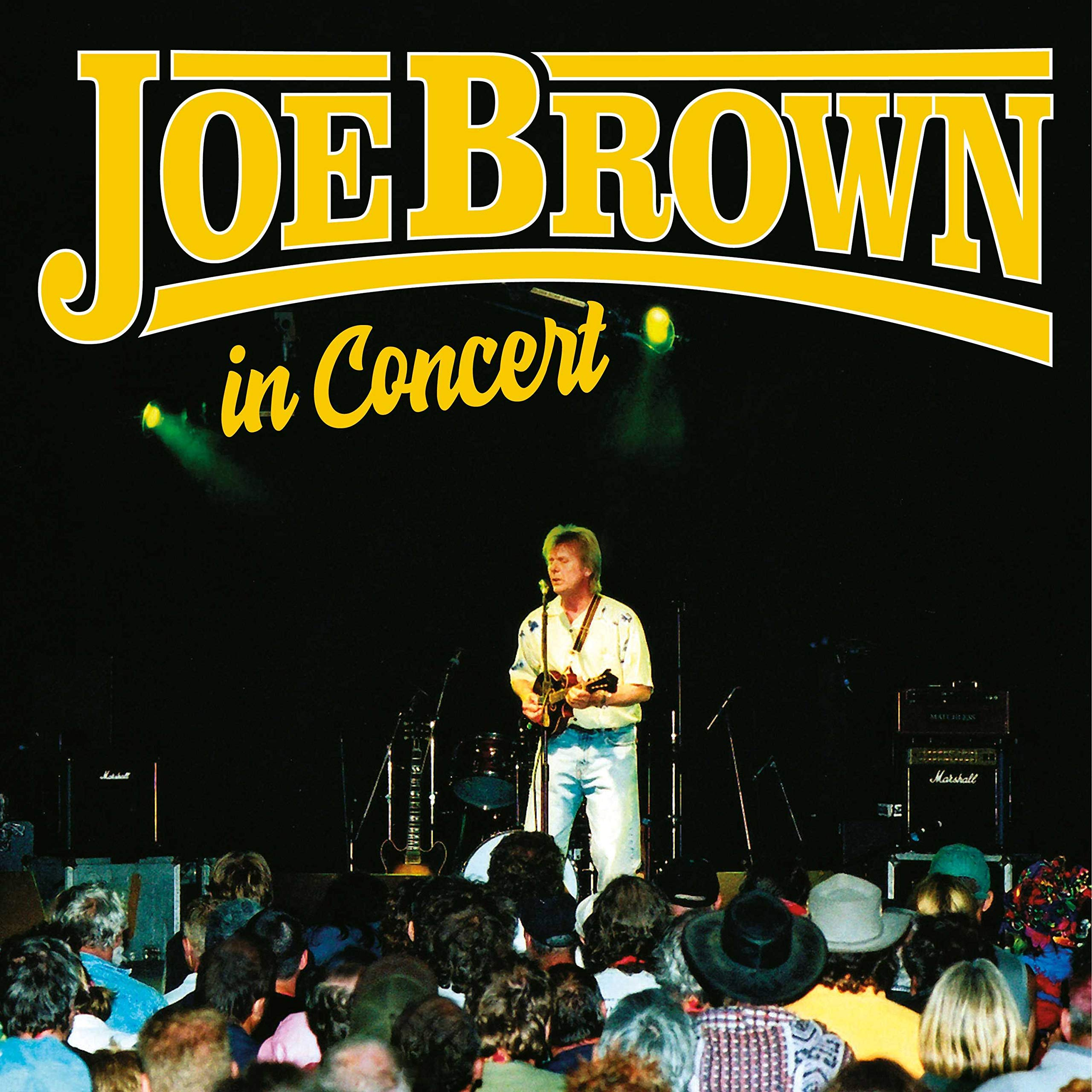 Joe Brown – In Concert (2019) [FLAC]