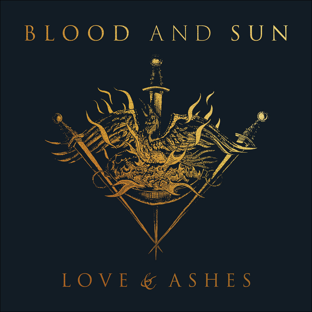 Blood And Sun – Love And Ashes (2020) [FLAC]