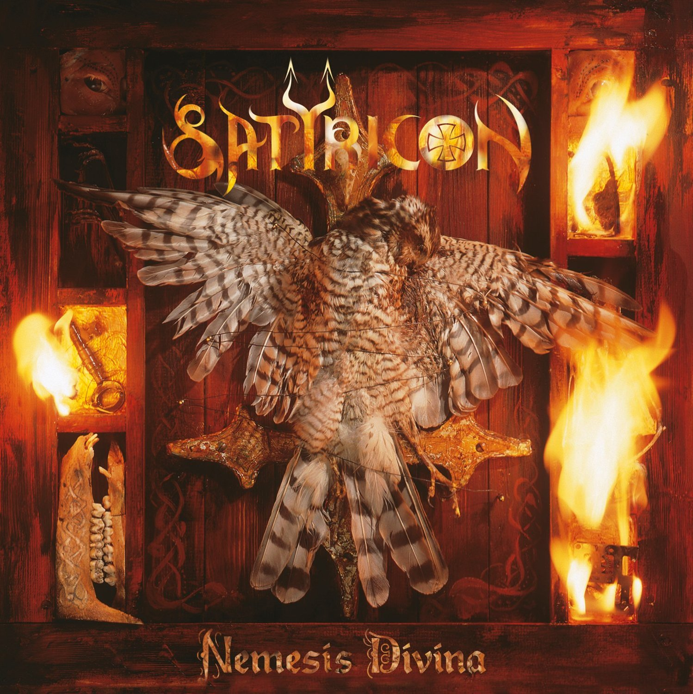 Satyricon – Nemesis Divina (2016) [FLAC]