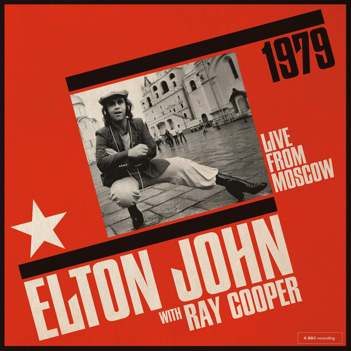 Elton John With Ray Cooper - Live From Moscow 1979 (2020) [FLAC] Download