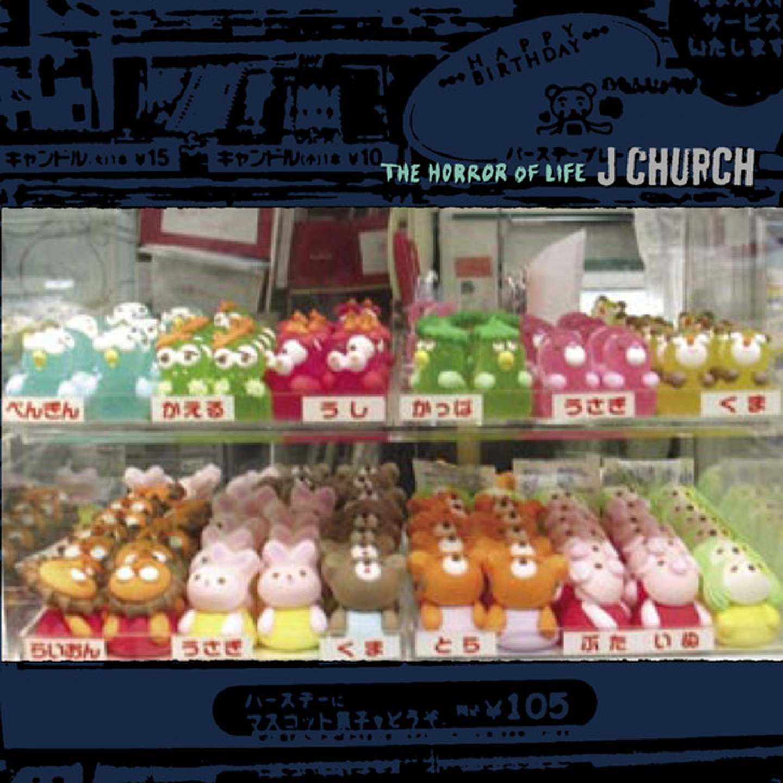J Church – The Horror of Life (2007) [FLAC]