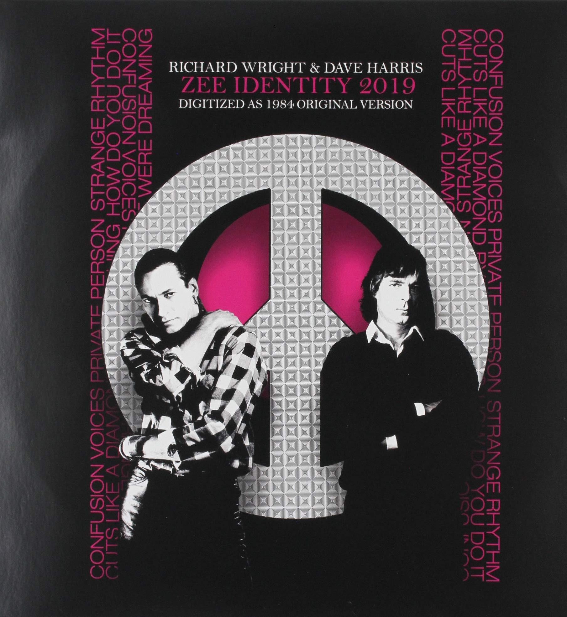 Richard Wright & Dave Harris – Zee Identity 2019 (2019) [FLAC]