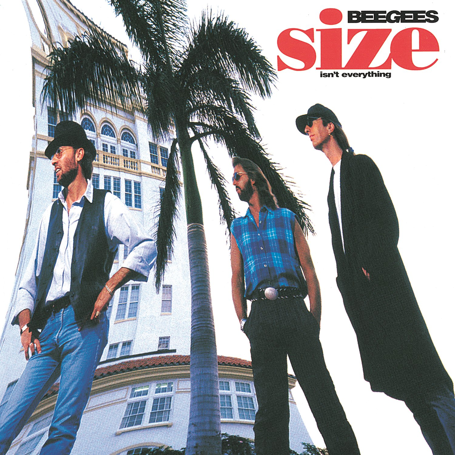 Bee Gees – Size Isn't Everything (1993) [FLAC]