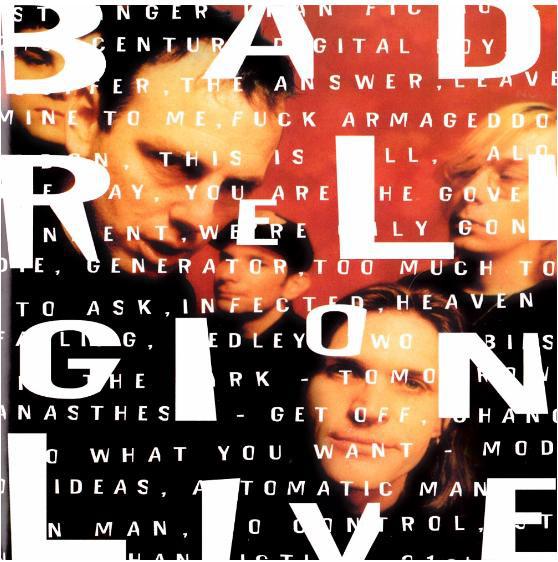 Bad Religion – Bad Religion Live (1995) [FLAC]