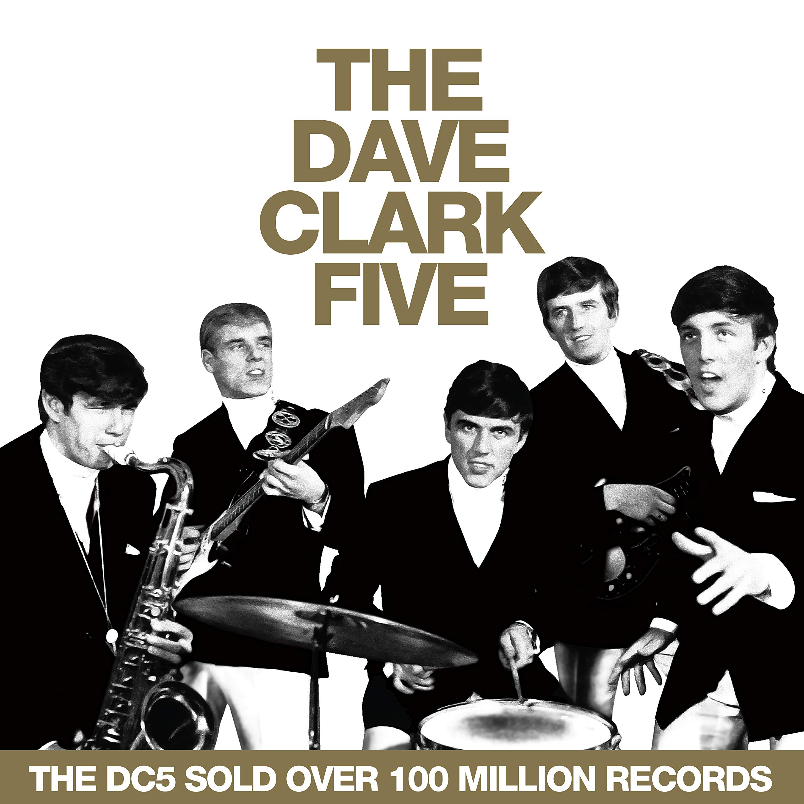 The Dave Clark Five – All The Hits (2020) [FLAC]