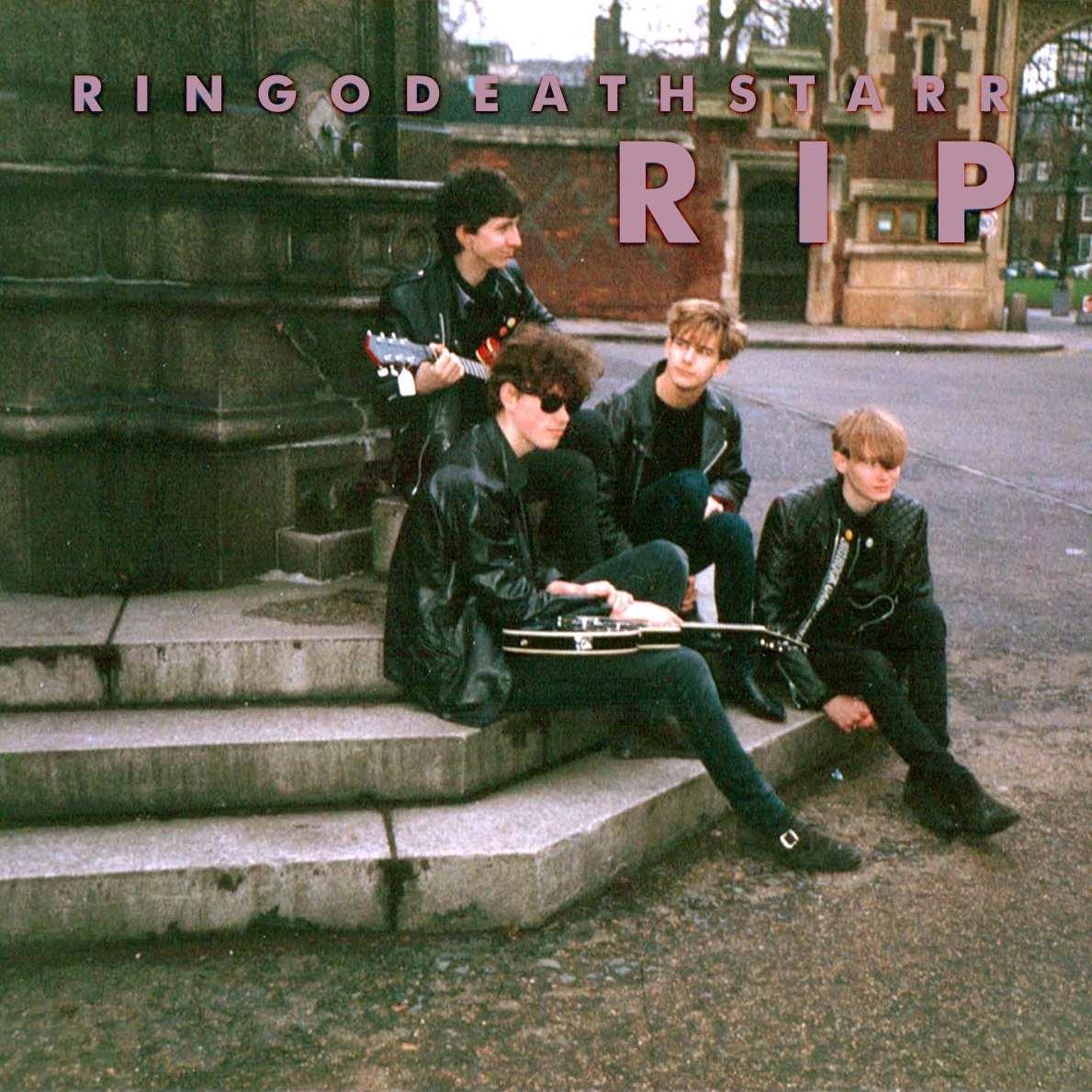 Ringo Deathstarr – Rip (2012) [FLAC]