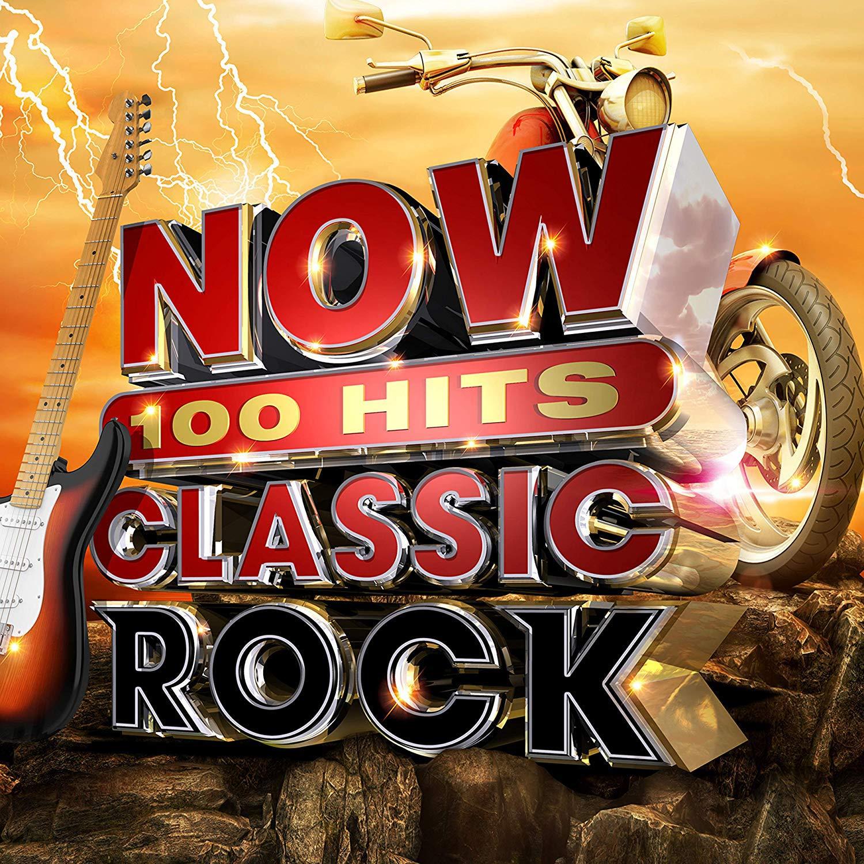 VA – Now 100 Hits Classic Rock (2019) [FLAC]