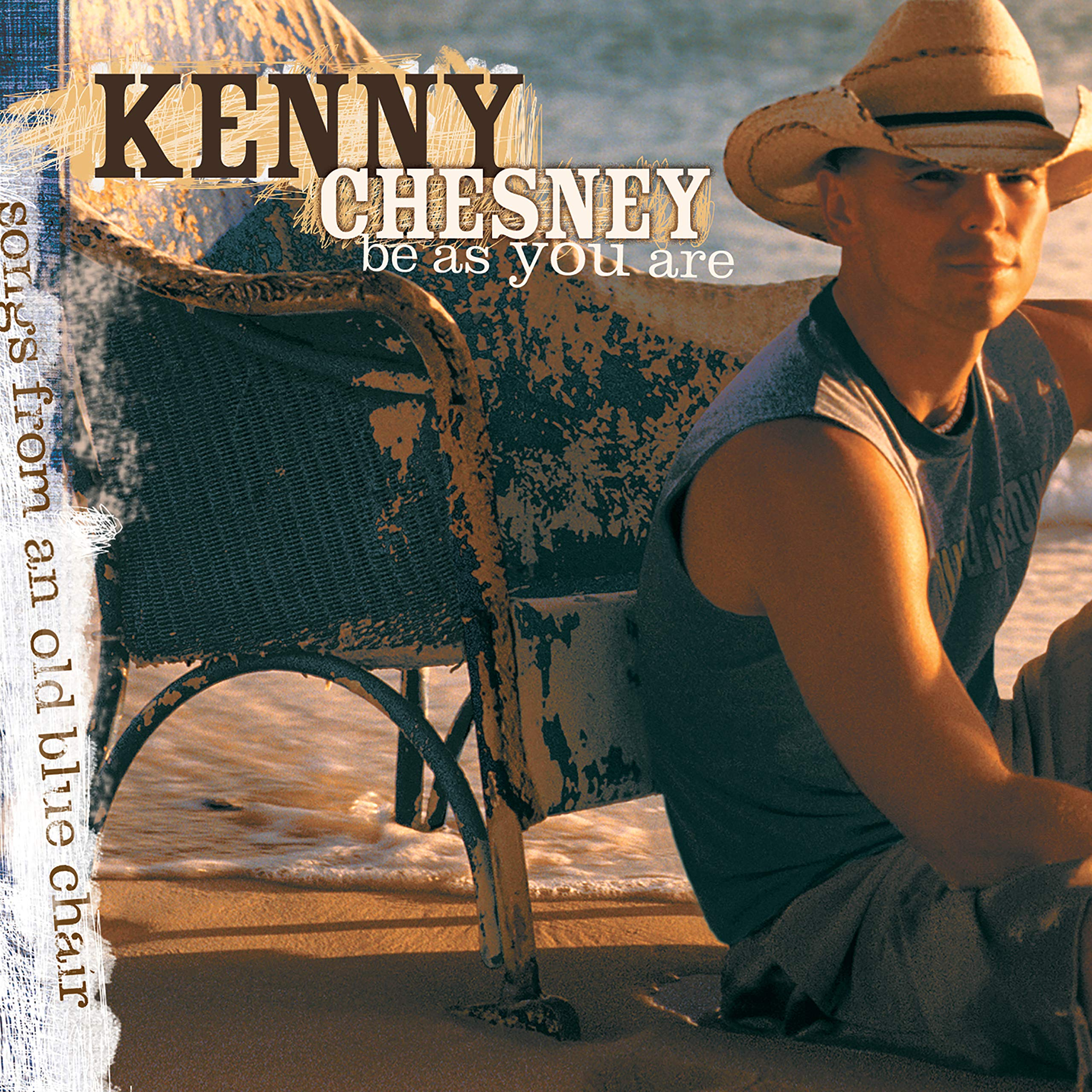 Kenny Chesney – Be As You Are Songs from An Old Blue Chair (2004) [FLAC]