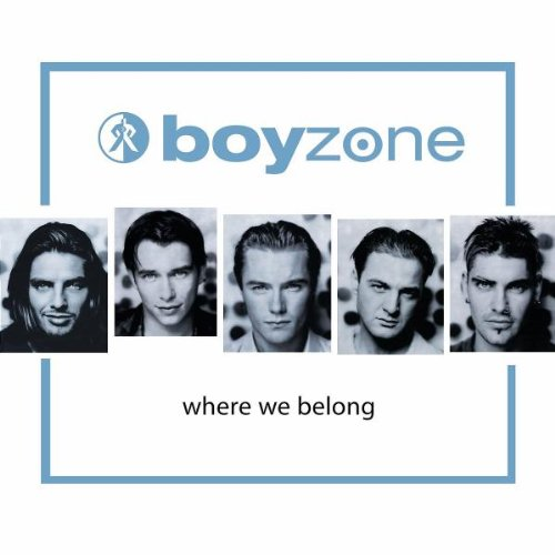 Boyzone – Where We Belong (1998) [FLAC]