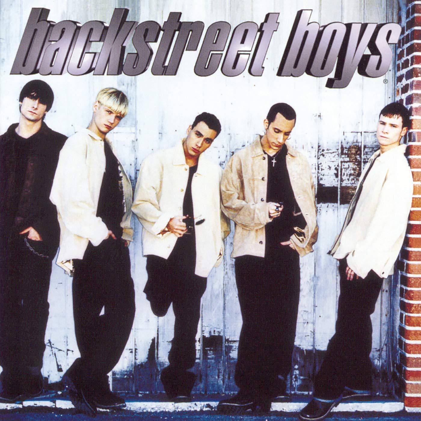 Backstreet Boys – Backstreet Boys (1996) [FLAC]