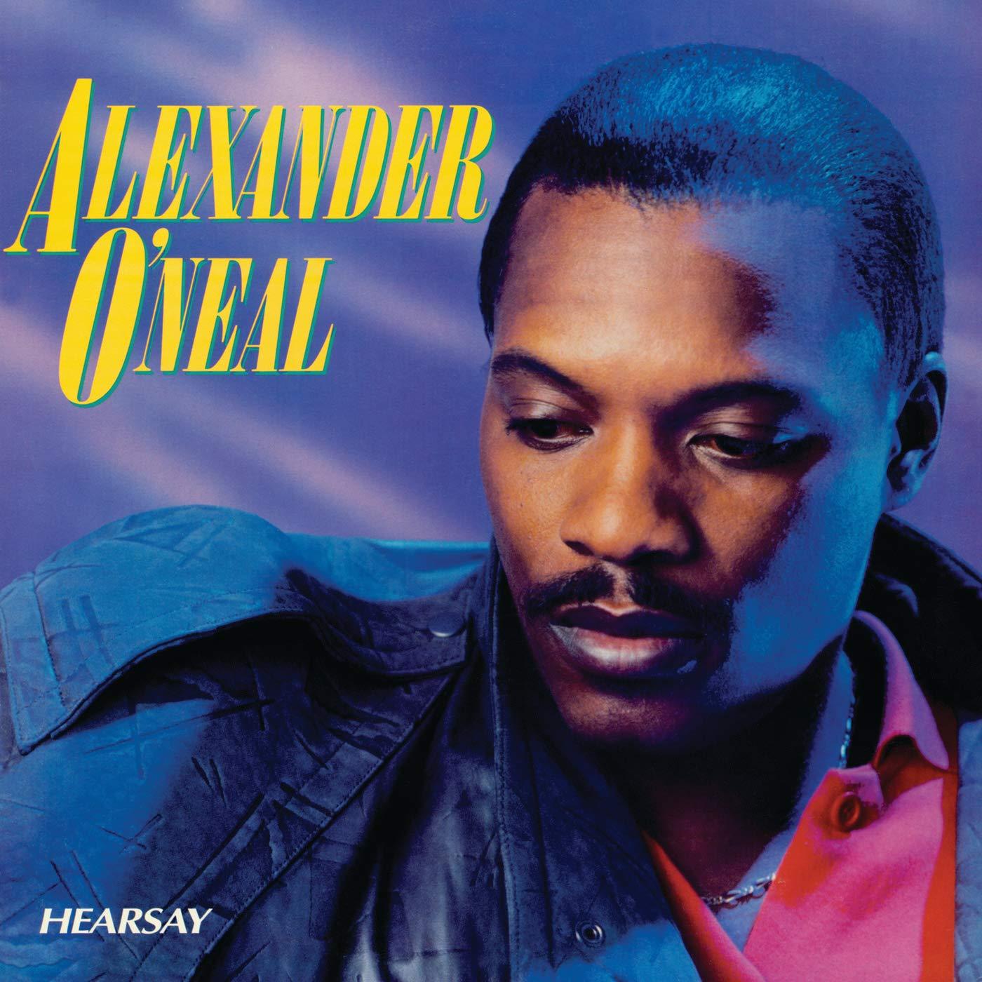 Alexander O'Neal – Hearsay (1987) [FLAC]