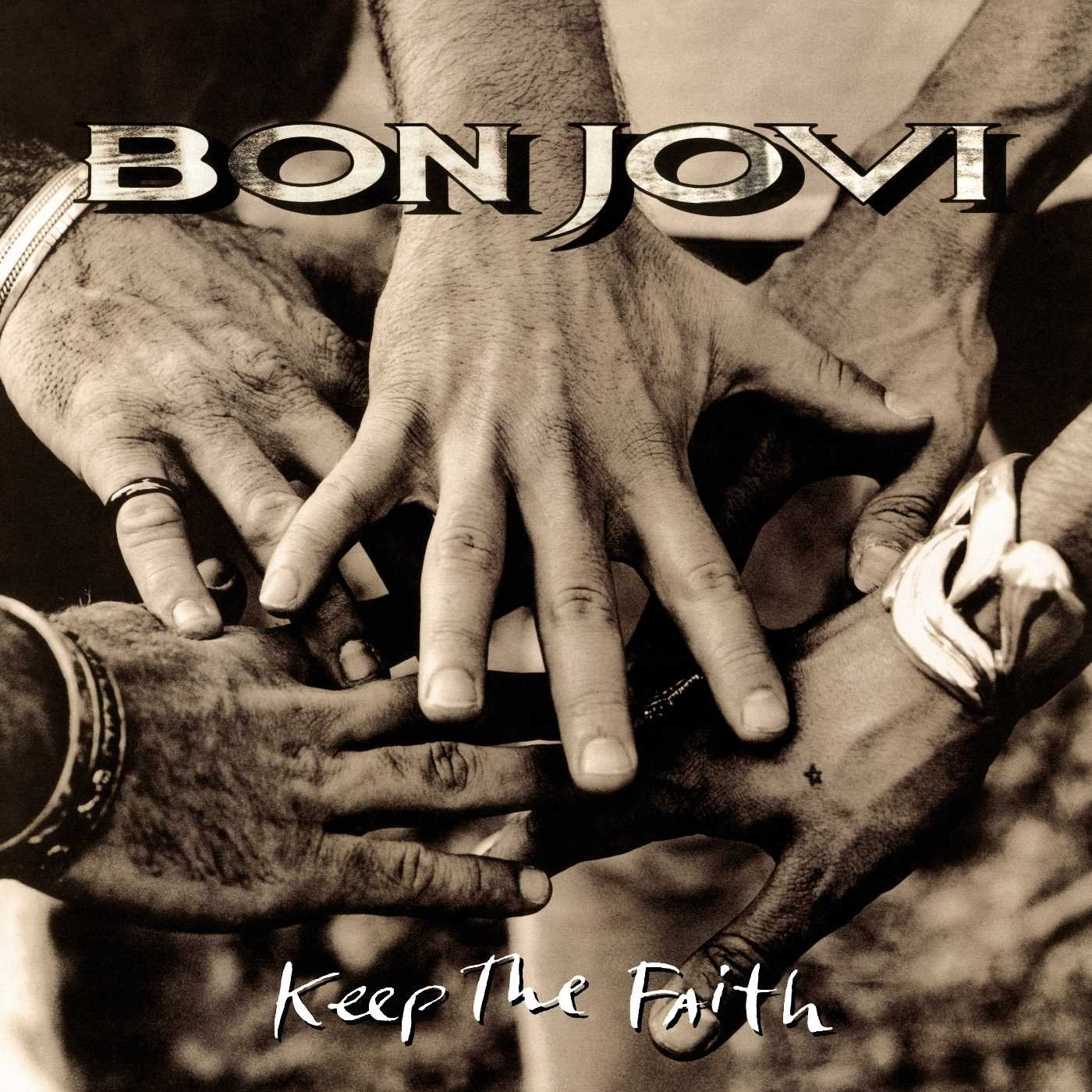 Bon Jovi – Keep The Faith (1992) [FLAC]