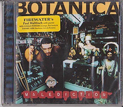 Botanica – Malediction (1999) [FLAC]