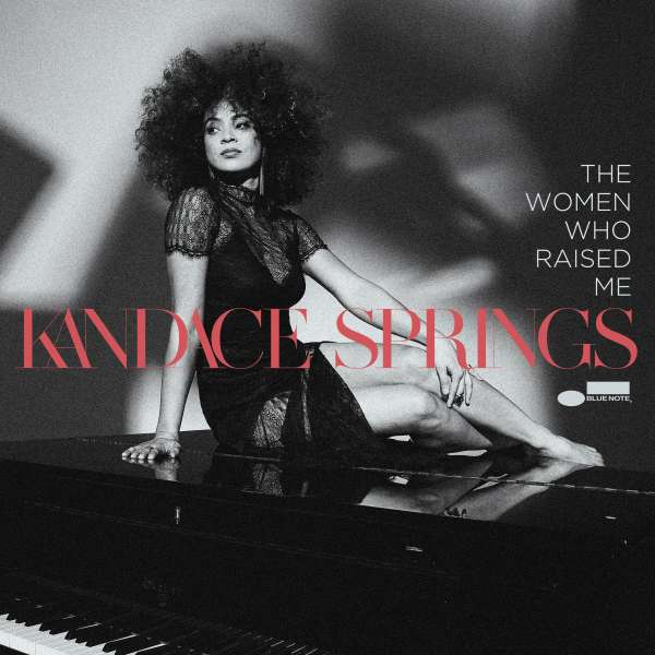 Kandace Springs – The Women Who Raised Me (2020) [FLAC]