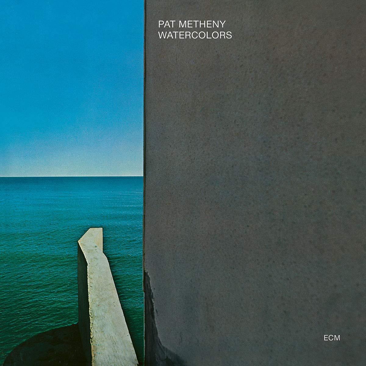 Pat Metheny – Watercolors (2019) [FLAC]