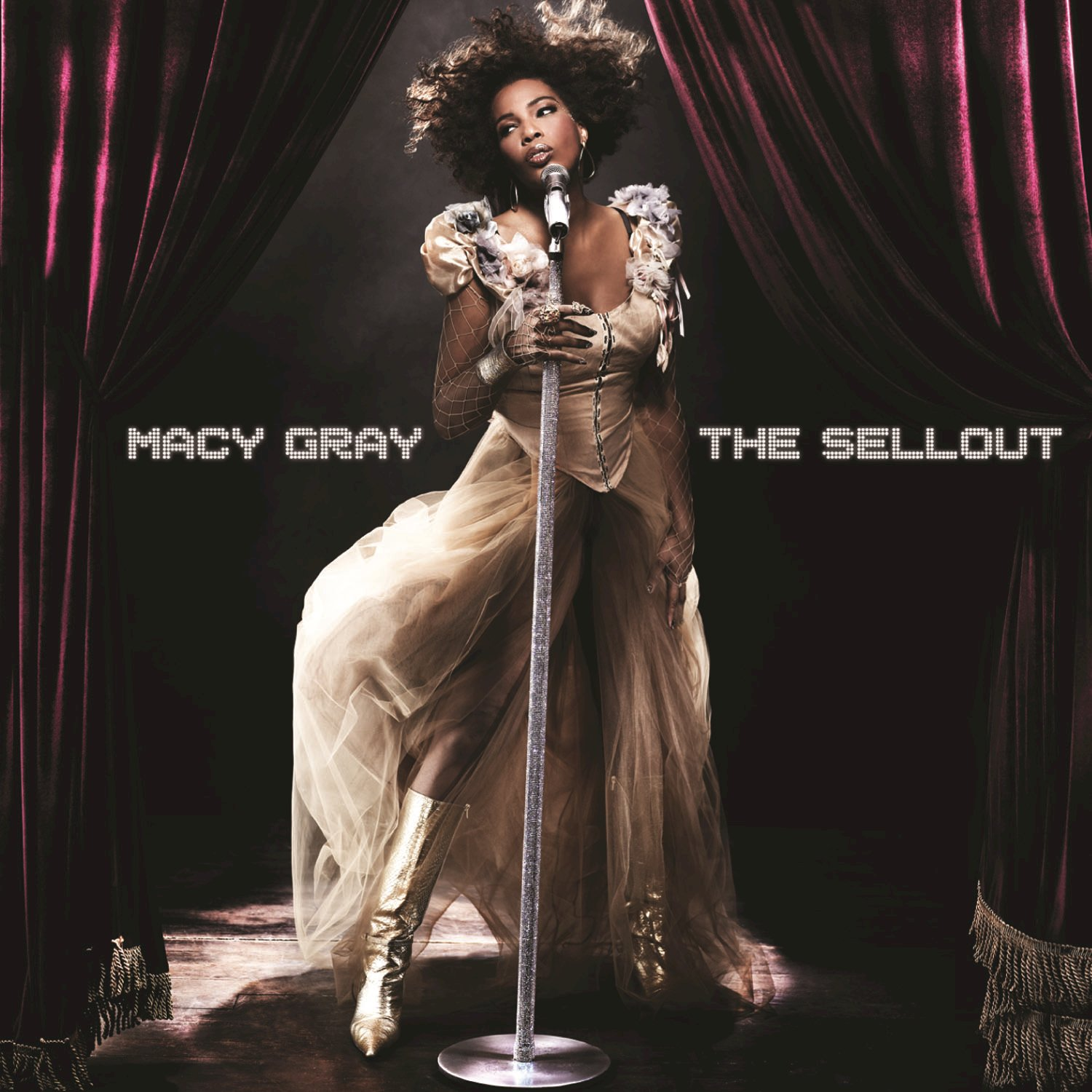 Macy Gray – The Sellout (2010) [FLAC]