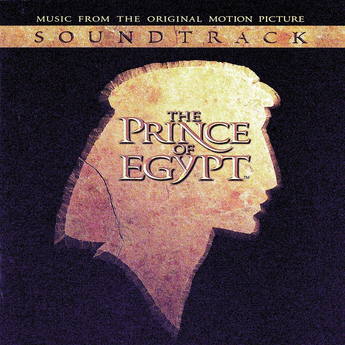 VA – The Prince Of Egypt (1998) [FLAC]